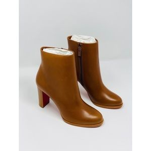 Christian Louboutin Adox 85mm leather boots heels